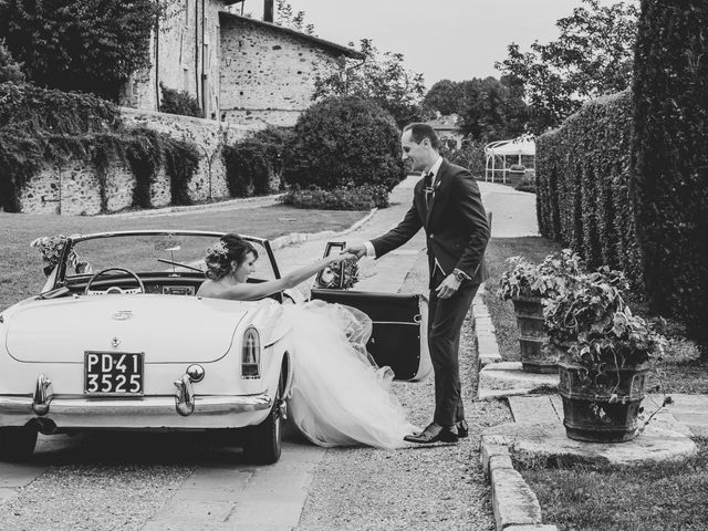 Il matrimonio di Paolo e Sara a Cernusco Lombardone, Lecco 23