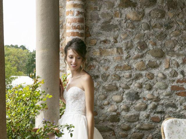 Il matrimonio di Paolo e Sara a Cernusco Lombardone, Lecco 37
