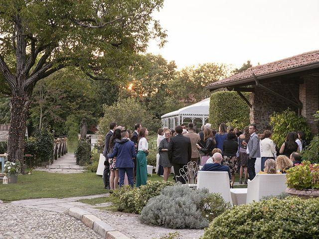 Il matrimonio di Paolo e Sara a Cernusco Lombardone, Lecco 51