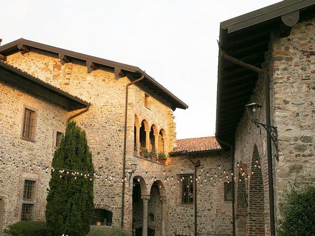Il matrimonio di Paolo e Sara a Cernusco Lombardone, Lecco 57