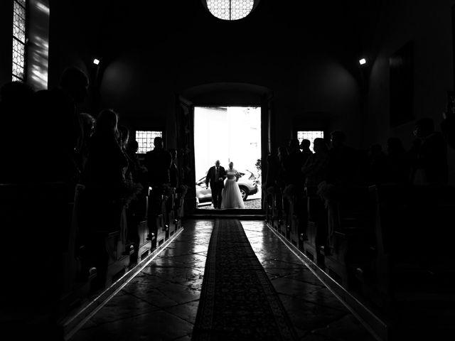 Il matrimonio di Marco e Martina a Baselga di Pinè, Trento 5
