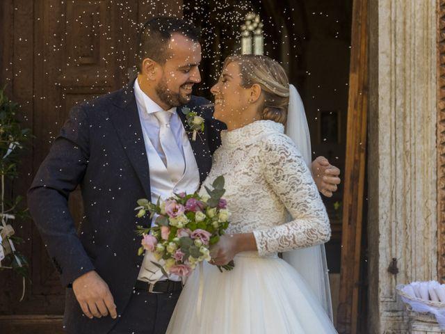 Il matrimonio di Marco e Martina a Baselga di Pinè, Trento 7