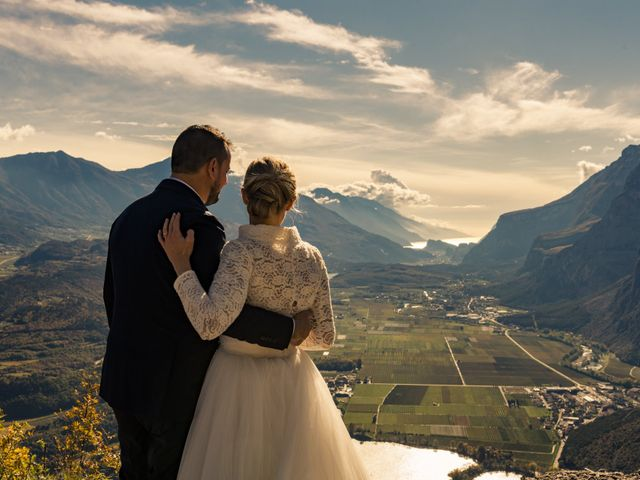 Il matrimonio di Marco e Martina a Baselga di Pinè, Trento 10