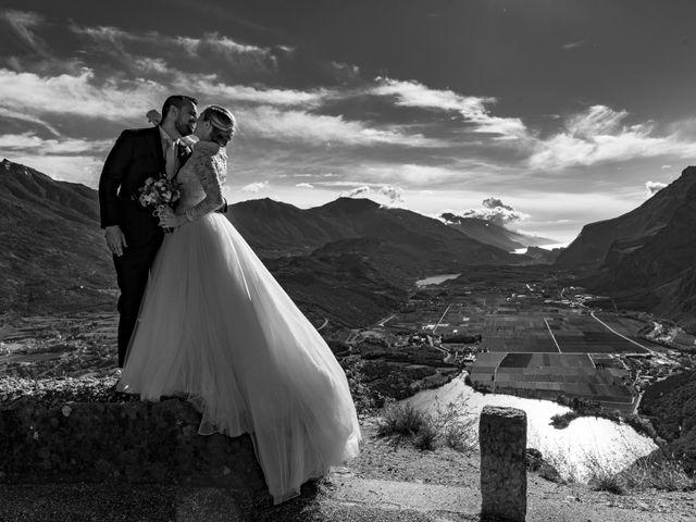 Il matrimonio di Marco e Martina a Baselga di Pinè, Trento 13