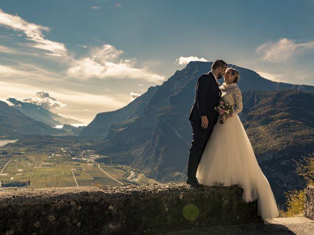 Il matrimonio di Marco e Martina a Baselga di Pinè, Trento 14