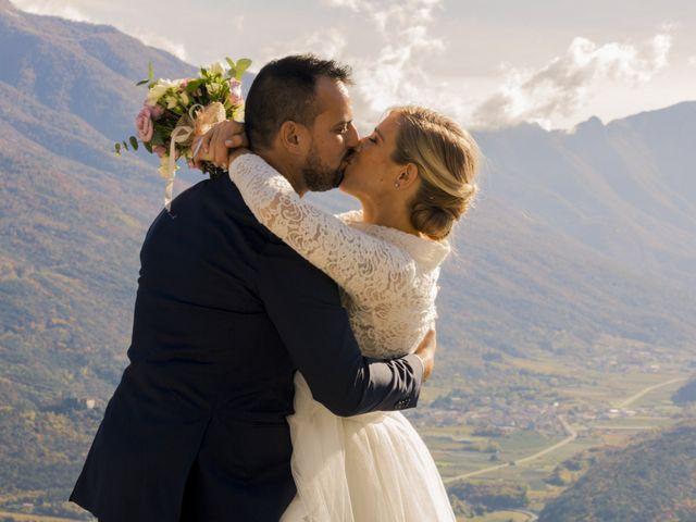 Il matrimonio di Marco e Martina a Baselga di Pinè, Trento 15