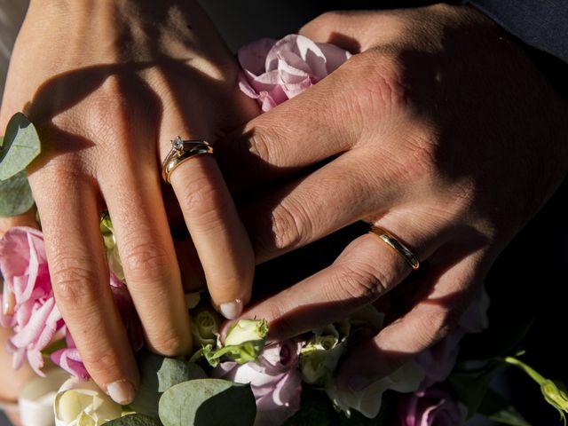 Il matrimonio di Marco e Martina a Baselga di Pinè, Trento 17