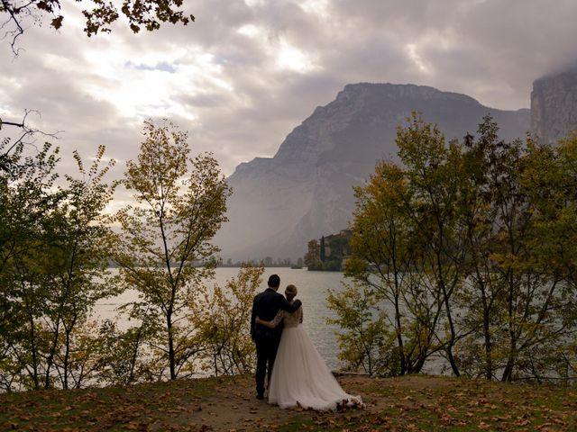 Il matrimonio di Marco e Martina a Baselga di Pinè, Trento 21
