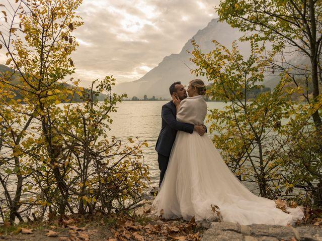 Il matrimonio di Marco e Martina a Baselga di Pinè, Trento 22