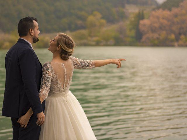 Il matrimonio di Marco e Martina a Baselga di Pinè, Trento 23