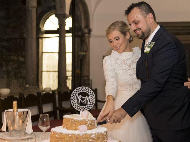 Il matrimonio di Marco e Martina a Baselga di Pinè, Trento 24