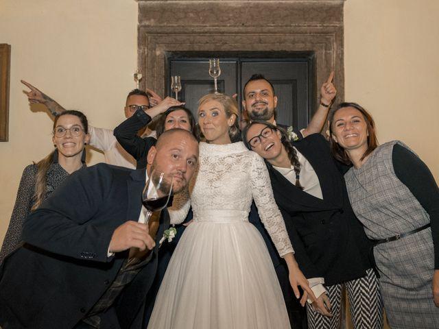 Il matrimonio di Marco e Martina a Baselga di Pinè, Trento 27
