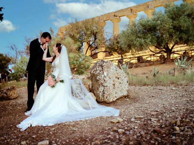 Il matrimonio di Giacomo e Anna a Agrigento, Agrigento 33