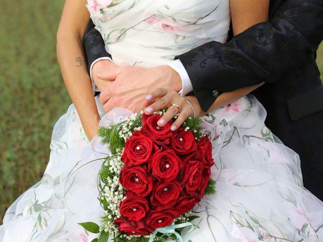 Il matrimonio di Pamela e Fabio a Bucchianico, Chieti 3