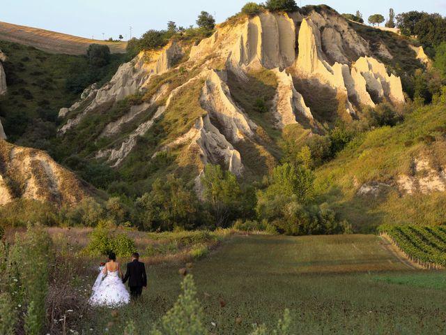 Il matrimonio di Pamela e Fabio a Bucchianico, Chieti 5