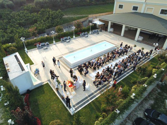 Il matrimonio di Pamela e Fabio a Bucchianico, Chieti 6