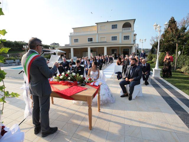 Il matrimonio di Pamela e Fabio a Bucchianico, Chieti 7