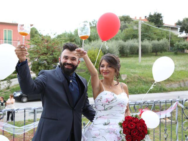 Il matrimonio di Pamela e Fabio a Bucchianico, Chieti 22