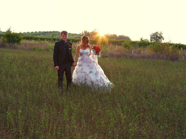 Il matrimonio di Pamela e Fabio a Bucchianico, Chieti 29