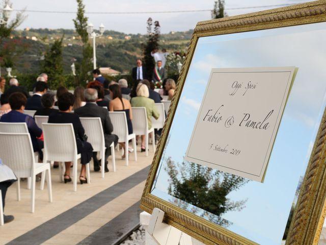 Il matrimonio di Pamela e Fabio a Bucchianico, Chieti 32