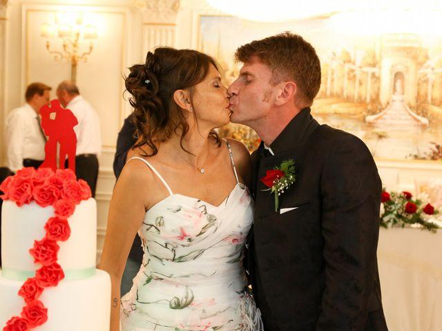 Il matrimonio di Pamela e Fabio a Bucchianico, Chieti 33