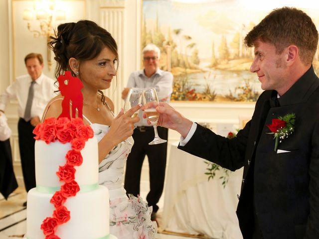 Il matrimonio di Pamela e Fabio a Bucchianico, Chieti 35