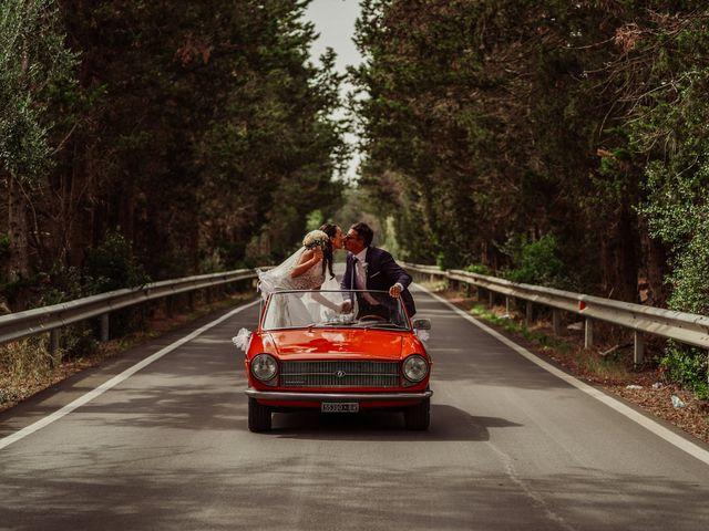 Il matrimonio di Francesca e Antonio a Manduria, Taranto 1