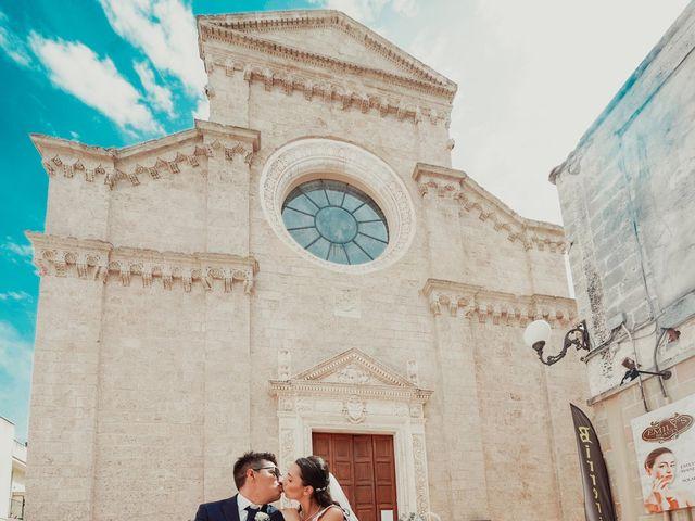 Il matrimonio di Francesca e Antonio a Manduria, Taranto 6
