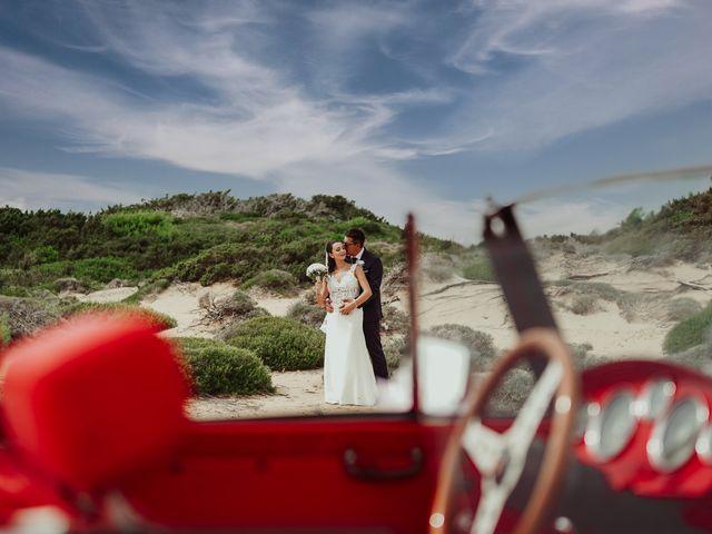 Il matrimonio di Francesca e Antonio a Manduria, Taranto 8