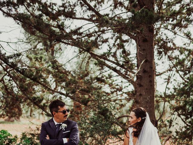 Il matrimonio di Francesca e Antonio a Manduria, Taranto 12