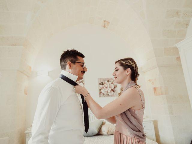 Il matrimonio di Francesca e Antonio a Manduria, Taranto 15