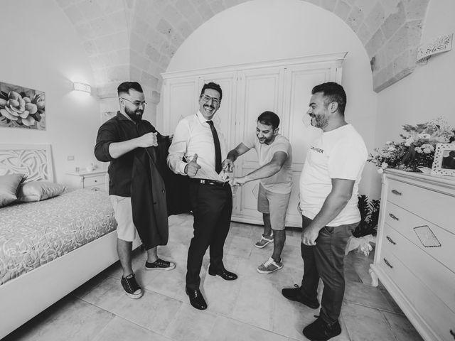 Il matrimonio di Francesca e Antonio a Manduria, Taranto 19