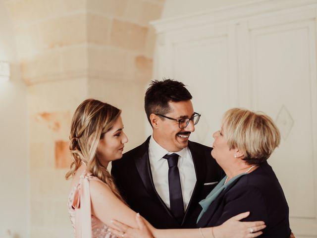 Il matrimonio di Francesca e Antonio a Manduria, Taranto 21