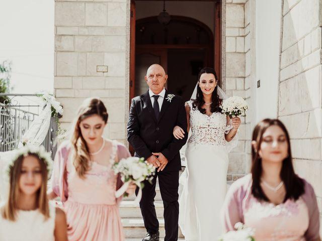 Il matrimonio di Francesca e Antonio a Manduria, Taranto 28
