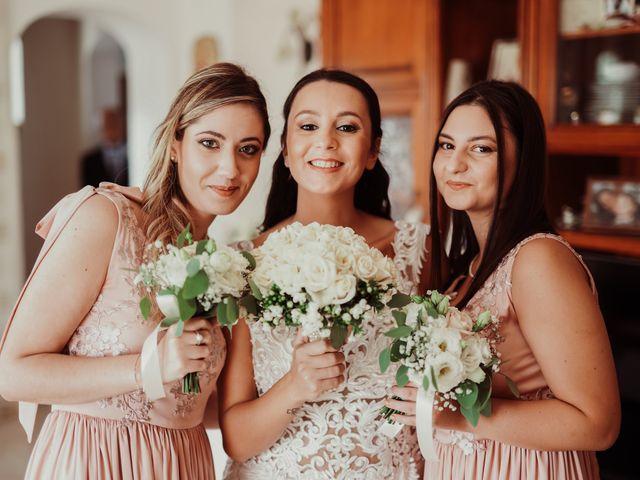 Il matrimonio di Francesca e Antonio a Manduria, Taranto 30