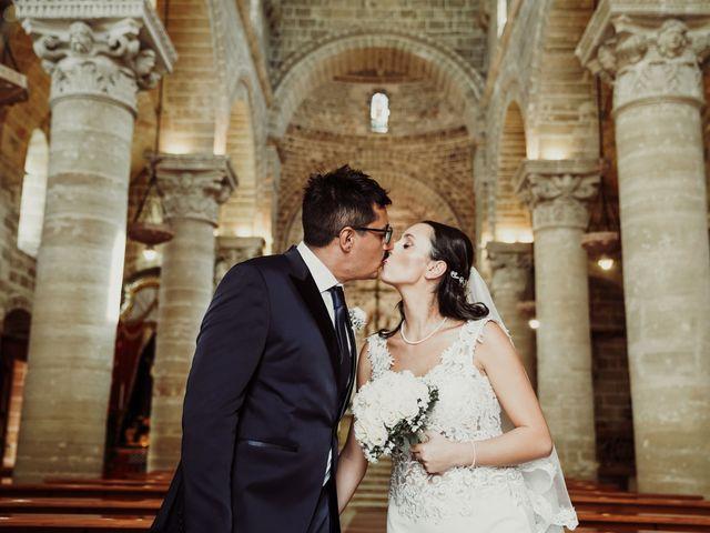 Il matrimonio di Francesca e Antonio a Manduria, Taranto 38