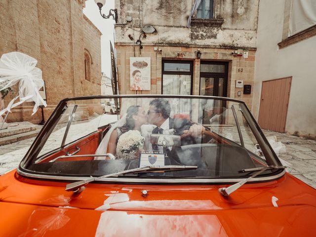 Il matrimonio di Francesca e Antonio a Manduria, Taranto 45