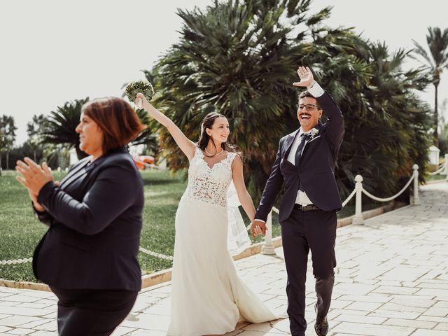 Il matrimonio di Francesca e Antonio a Manduria, Taranto 47