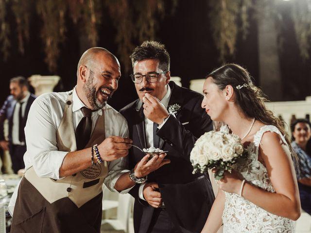 Il matrimonio di Francesca e Antonio a Manduria, Taranto 51