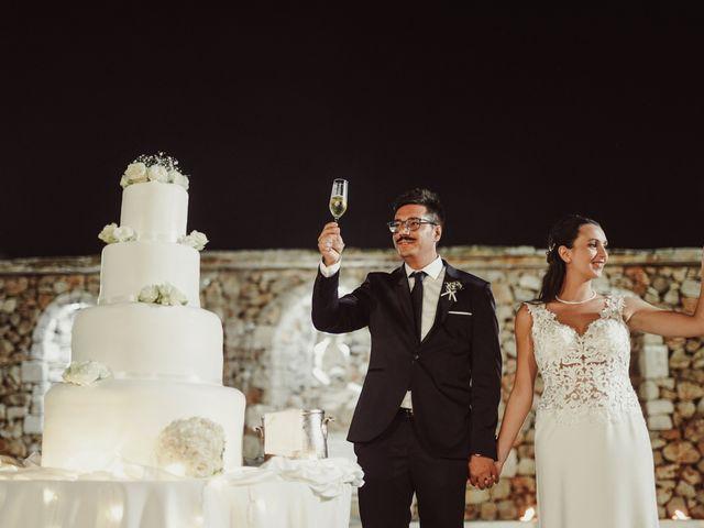 Il matrimonio di Francesca e Antonio a Manduria, Taranto 3