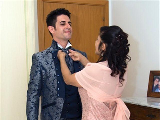Il matrimonio di Moreno e Francesca a Monte San Vito, Ancona 6