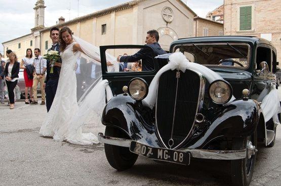 Il matrimonio di Moreno e Francesca a Monte San Vito, Ancona 11