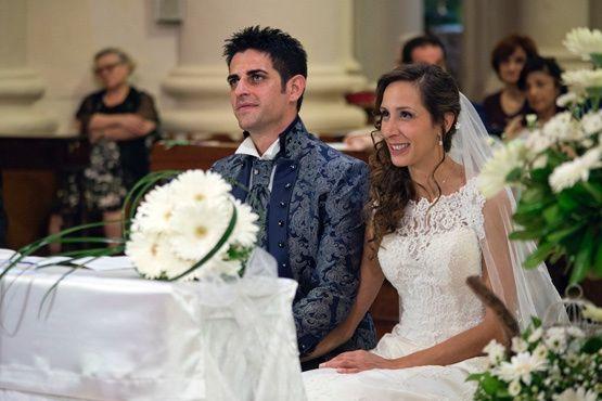 Il matrimonio di Moreno e Francesca a Monte San Vito, Ancona 13