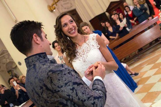Il matrimonio di Moreno e Francesca a Monte San Vito, Ancona 14