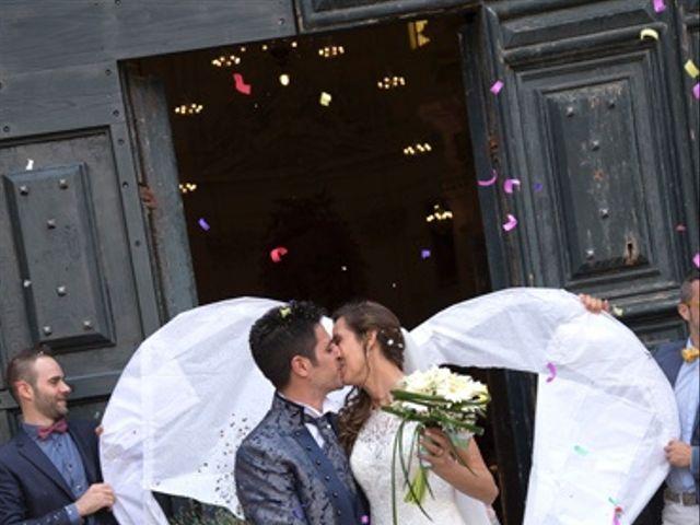 Il matrimonio di Moreno e Francesca a Monte San Vito, Ancona 16