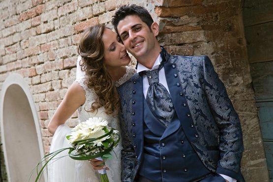 Il matrimonio di Moreno e Francesca a Monte San Vito, Ancona 17