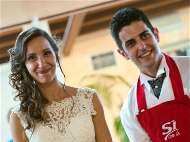Il matrimonio di Moreno e Francesca a Monte San Vito, Ancona 22