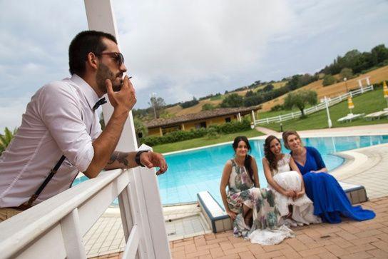 Il matrimonio di Moreno e Francesca a Monte San Vito, Ancona 23