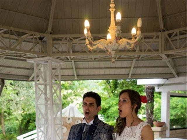 Il matrimonio di Moreno e Francesca a Monte San Vito, Ancona 25