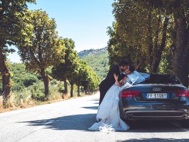 Il matrimonio di Nico e Laura a L'Aquila, L'Aquila 37